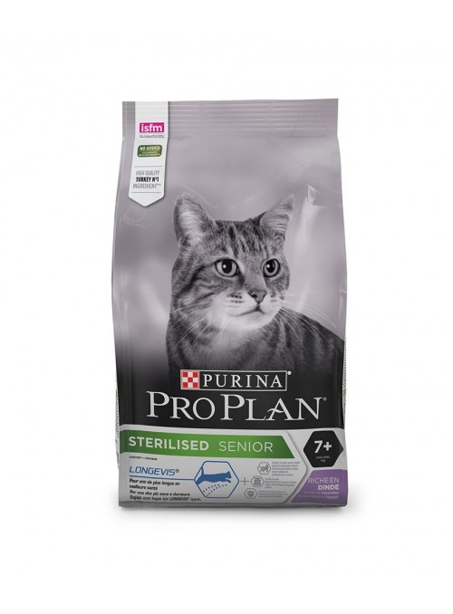 PRO PLAN CAT STERILISED 7+...