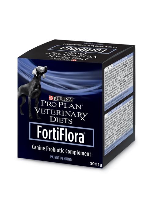 FORTIFLORA CANINE - 30 unidades - FORTIFLOR