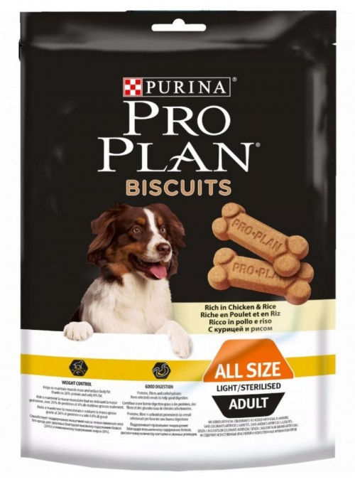 PROPLAN LIGHT BISCOITOS