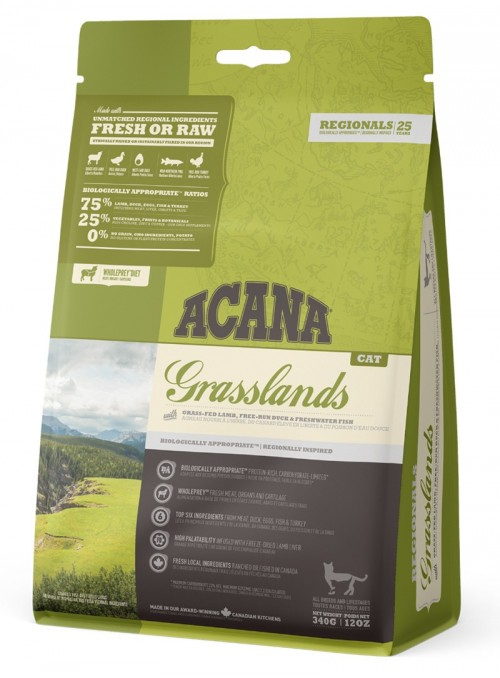 ACANA REGIONALS CAT GRASSLANDS