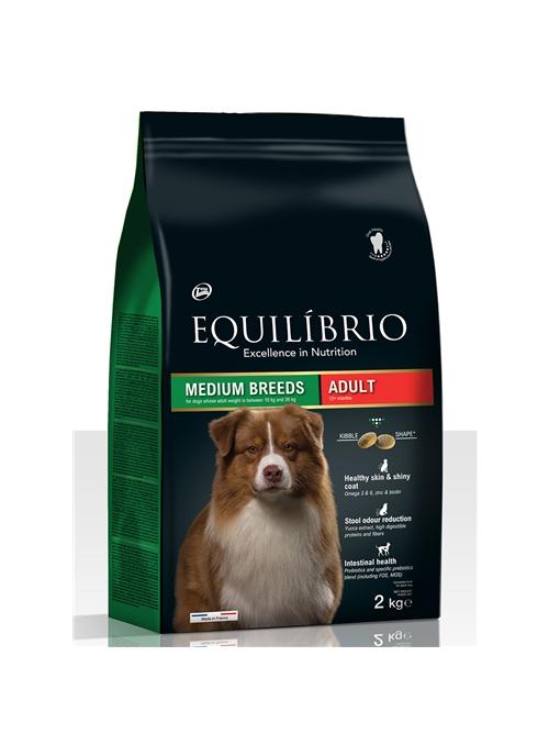 EQUILÍBRIO DOG ADULT MEDIUM...