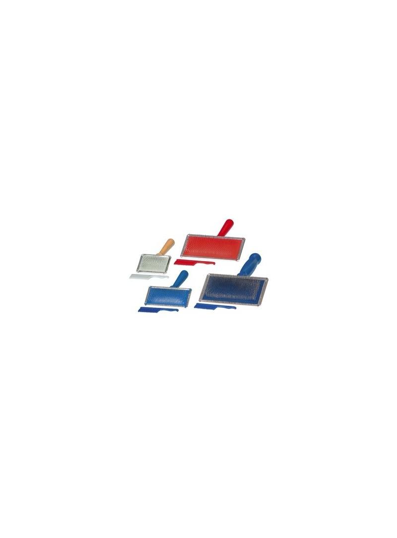 Cardadeira Macia com Pente de Limpeza-TX2353